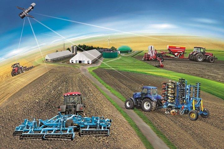 Цифровая трансформация сельского хозяйства
