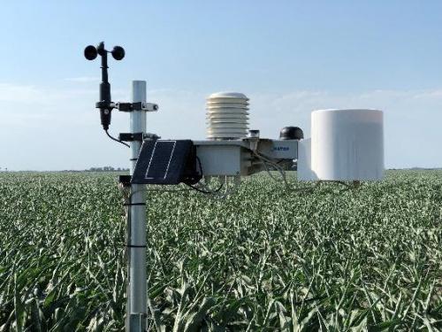 Влажность почвы и управление орошением: два исследования кукурузы и сои