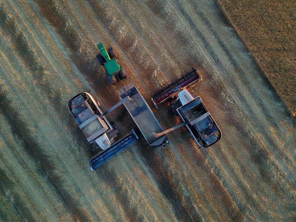 Вебинар Картирование урожайности