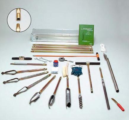 mechanical sampler set